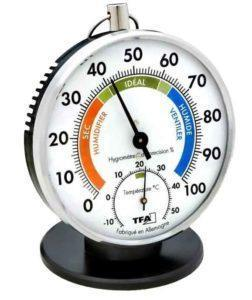Hygonomètre d'intérieur